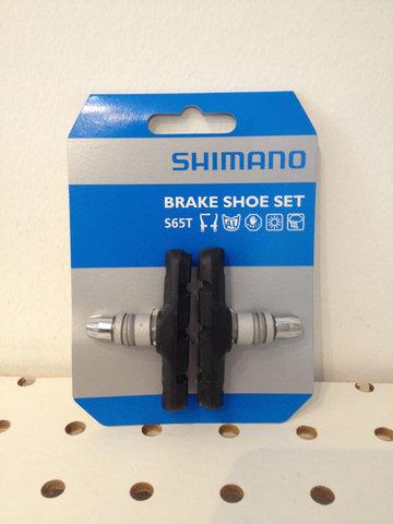SHIMANO Vブレーキシュー S65T