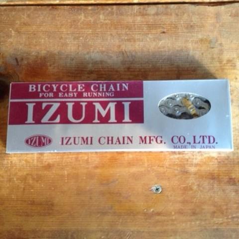 IZUMI 3/32 CP チェーン