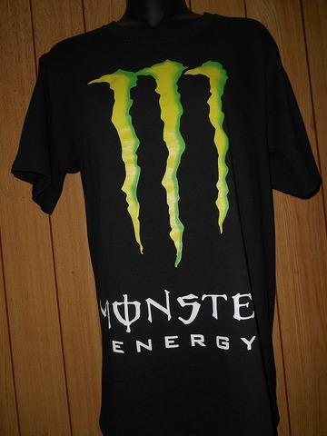 MONSTER ENERGY Tシャツ