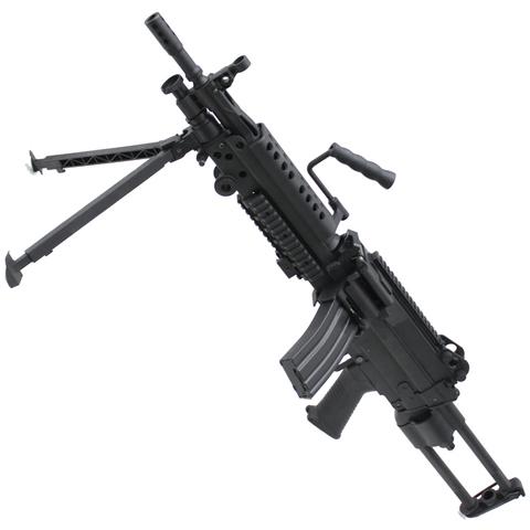 S&T M249 PARA スポーツライン電動ガン 【海外製品/取寄/内部メンテナンス済】