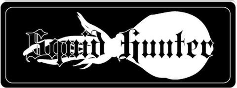 #31 アオリイカステッカー 『Squid Hunter』
