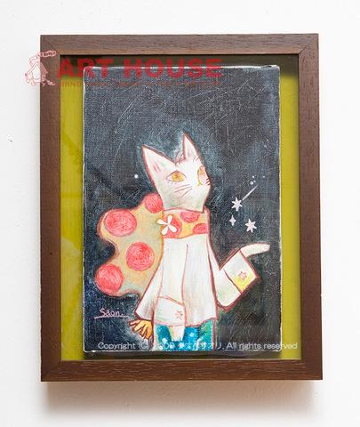 金平糖の星猫(S243)