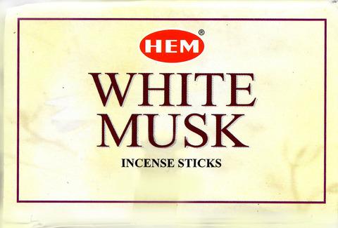 HEM社お香 ホワイトセージ 6箱入り1ケース