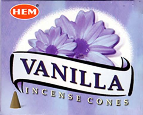 浄化用 コーン香 バニラ 12箱入1ケース