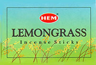 HEM社お香 レモングラス 6箱入り1ケース