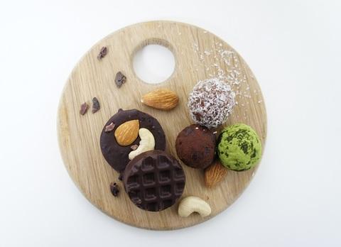チョコクッキー&トリュフ6個セット