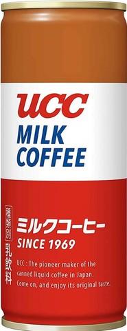 (53円)UCC ミルクコーヒー250缶(30本入)