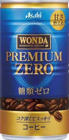(50円)アサヒ WONDA プレミアムZERO190缶(30本入)