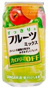 すっきりとフルーツミックス 350g缶(24本入)
