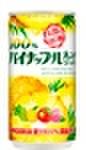 100%パイナップルブレンドジュース190g缶(30本入)