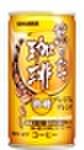 煎りたて珈琲プレミアム微糖190g缶(30本入)