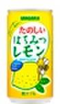 たのしいはちみつレモン190g缶(30本入)