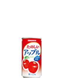 たのしいアップル 190g缶(30本入)