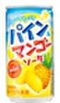 シュワシュワパイン&マンゴーソーダ190g缶(30本入)