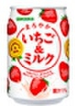 まろやかいちご&ミルク280g缶(24本入)