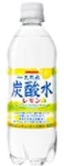 伊賀の天然水炭酸水レモン500mlPET(24本入)
