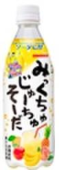 みっくちゅじゅーちゅそーだ500mlPET(24本入)
