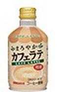 まろやかカフェ・ラテ微糖280gボトル缶(24本入)