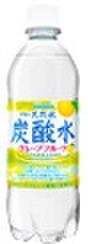 伊賀の天然水炭酸水グレープフルーツ 500mlPET(24本入)