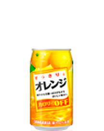 すっきりとオレンジ 350g缶(24本入)