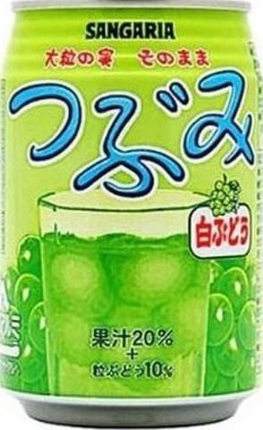つぶみ白ぶどう 280g缶(24本入)