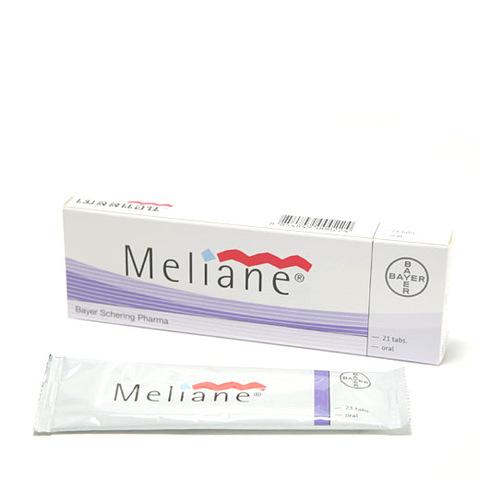 【超低用量ピル】メリアン/Meliane