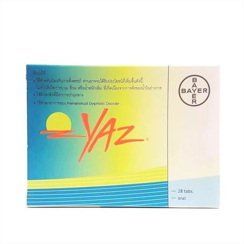 【超低用量ピル】ヤーズ 28錠/YAZ