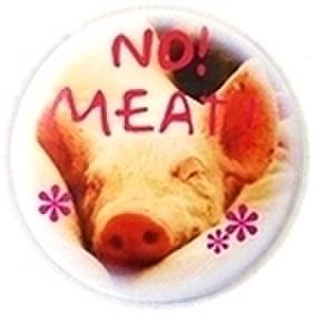 NO!MEATバッチ