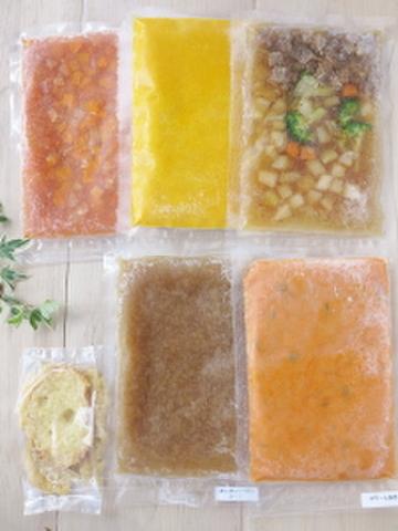 自家製スープ5種ギフト