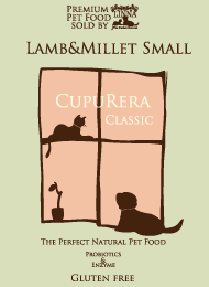 CUPURERA CLASSIC (クプレラ) ラム&ミレット・スモール 2.27kg