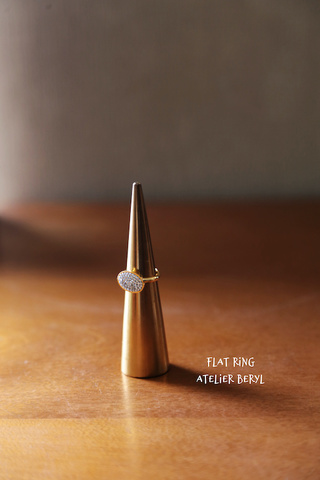Flat Ring (B) クリスタルムーンライト用キット