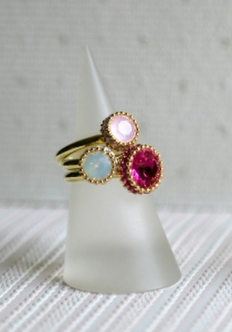 si belle RING mini&mini*miniレシピ