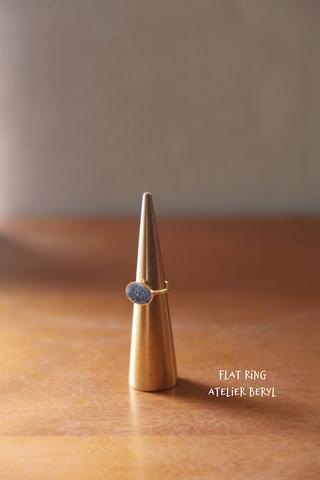 Flat Ring(A)デニムブルー用キット