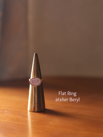 Flat Ring ヴィンテージローズ用キット(プレシオサver.)