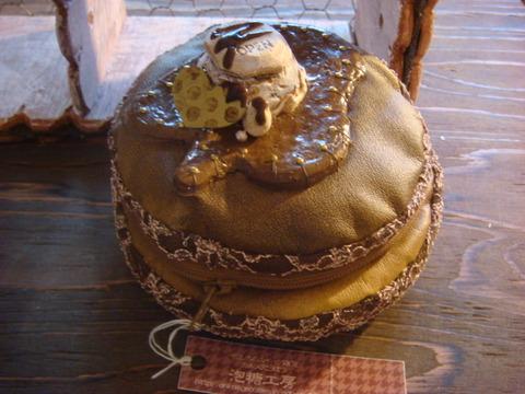 パンケーキのポーチ・ショコラ/Pancake Pouch Chocolate