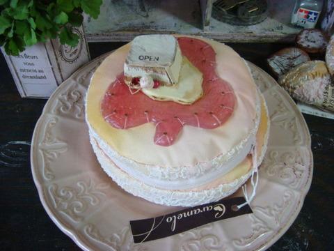 パンケーキのポーチ ストロベリー/Pancake Pouch Strawberry