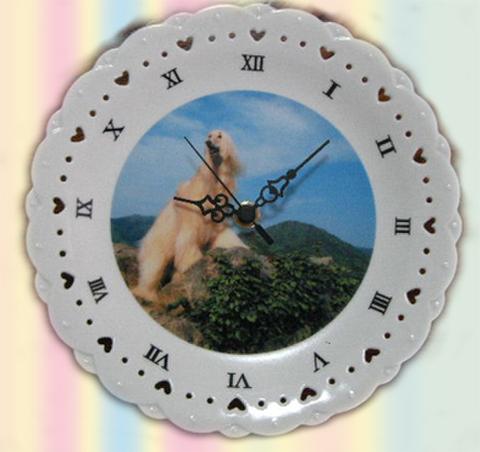80  掛け時計 (カラー)