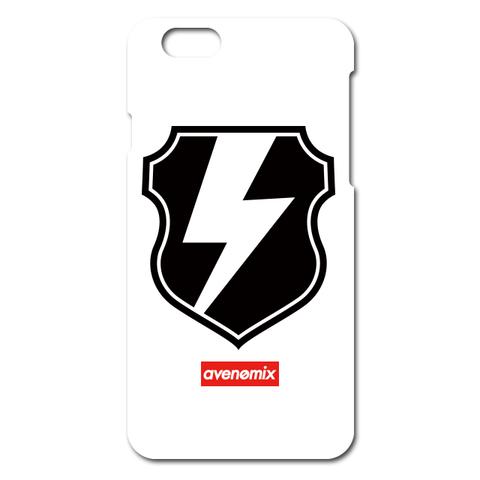 avenomix / THUNDER EMBLEM iPhone CASE WHITE