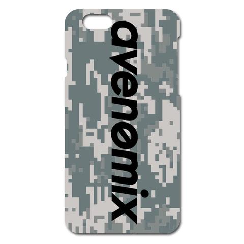 avenomix / avenomix LOGO iPhone CASE DIGITAL CAMO