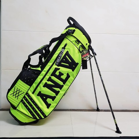 6046 ANEW StandBag  「OG yellow green」