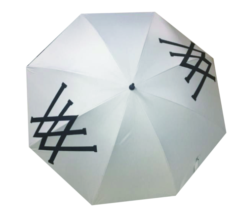 6202 Golf Umbrella 「white」