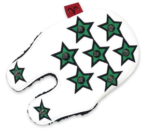 79WH21 Selmoヘッドカバー Stella 黒×黒(GR)【PM】