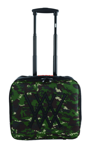 6054 ANEW Carrie Bag「green camo」