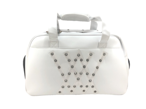 【数量限定生産】6082 ANEW BostonBag  「white」