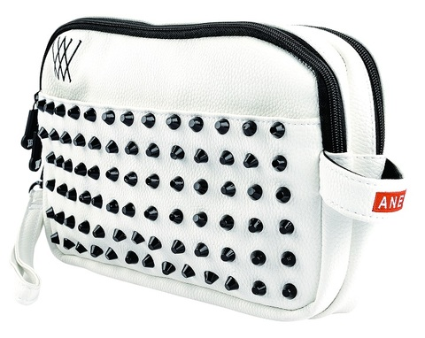 6072 Golf Pouch 「white」