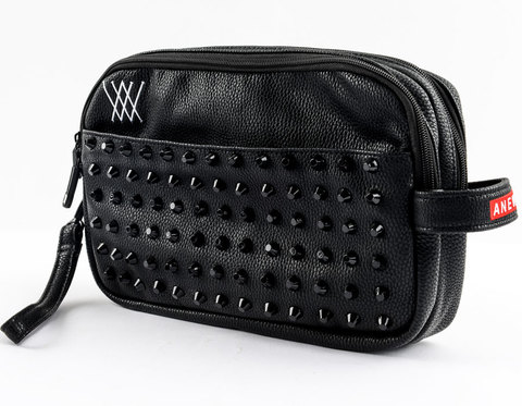 6071 Golf Pouch 「black」