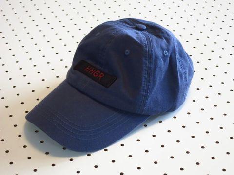 ローキャップ HHGR ベースボールキャップ 紺色 ネイビー コットンキャップ 帽子 野球帽 cap ゴルフ アウトドア ウェア ネット通販売 新品