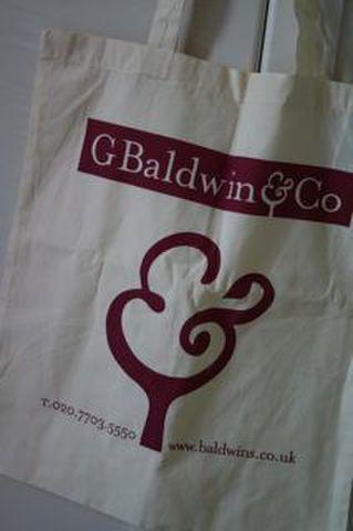 Baldwin コットンエコバック