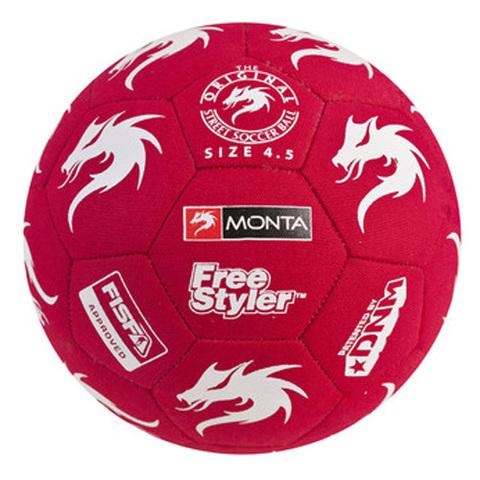 フリースタイル専用ボール 【MONTA】