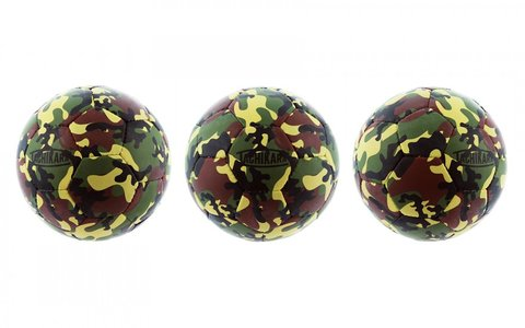 "GUM FOOTBALL ""WOODLAND CAMO"""